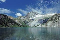 великолепие горы утесистое Стоковое Изображение