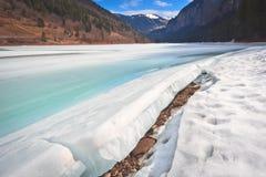 великолепная зима Стоковое Изображение