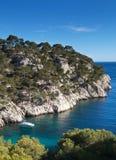 великолепное Франции свободного полета южное Стоковые Изображения