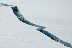 великолепный льдед стоковая фотография