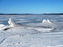 великолепный льдед Стоковые Фотографии RF