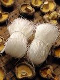 величает вермишель риса Стоковая Фотография