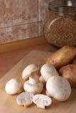 величают картошки Стоковое Изображение