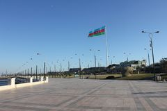 Величественный Азербайджан стоковые фотографии rf