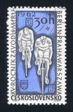 велосипедиста Стоковое Фото