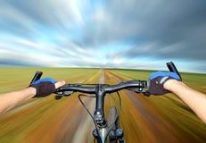 велосипедист Стоковые Изображения