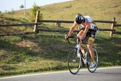Велосипедист Mair Filip от Германии Стоковое фото RF