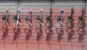 велосипеды Стоковое Фото