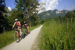 велосипеды Стоковое Изображение RF