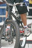 велосипед гора Стоковые Фото