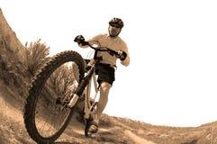 велосипед гора Стоковое Изображение RF