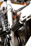 Велосипед горы стоковое фото rf