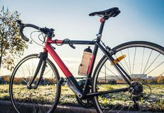 Велосипед дороги гонки Стоковое Изображение