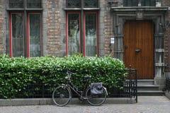 велосипед европа Стоковое Фото