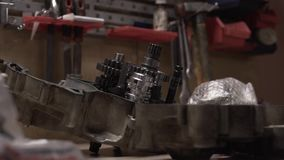 Велосипед ремонт коробки передач на слайдере таблицы moving видеоматериал