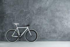 Велосипед с космосом экземпляра Стоковое Фото