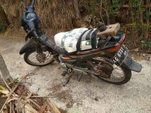 велосипед Honda Стоковые Фото
