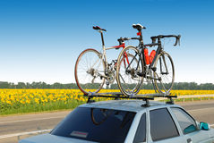 велосипеды 2 Стоковое Изображение RF