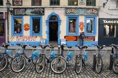 Велосипеды Стоковая Фотография RF