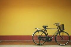 велосипед деревенский Стоковая Фотография