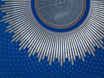 вена крыши купола молельни кладбища главная Стоковое Фото
