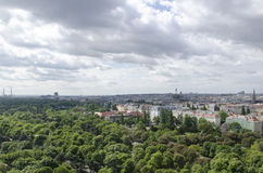 вена панорамы Стоковое фото RF