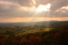 вена панорамы Стоковое Изображение RF