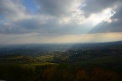 вена панорамы Стоковые Фотографии RF