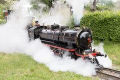 Вена парка Liliputbahn Prater Стоковая Фотография