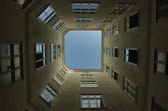 вена переулка Стоковые Фото