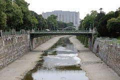 Вена реки Wien стоковые фото