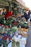 Вена рынка Naschmarkt Стоковая Фотография RF