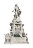 вена статуи mozart Стоковое фото RF