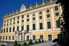 вена стороны schonbrunn дворца Стоковая Фотография RF