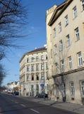 Вена - столица Австрии Согласно результатам торговец текстилём агенства исследования, вена приняла первое место в мире для качест стоковая фотография rf