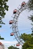 Вена, Prater, гигантское колесо Стоковые Фотографии RF
