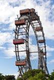 Вена, Prater, гигантское колесо Стоковая Фотография RF