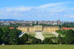 вена schonbrunn дворца Стоковое фото RF