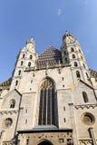 вена stephens st пирофакела влияния собора Австралии угла специальная широко стоковое фото rf