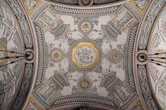 Венгерская опера Будапешт положения Стоковое фото RF