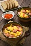 Венгерские паприки Krumpli Стоковые Фотографии RF