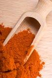 венгерский красный цвет паприки Стоковое Изображение RF