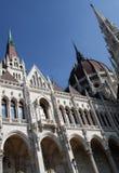 венгерский парламент Стоковые Изображения