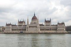 венгерский парламент стоковое фото rf