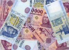 Венгерский forint Стоковые Изображения RF