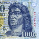 Венгерский forint Стоковая Фотография RF