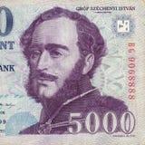 Венгерский forint Стоковое Изображение