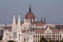 Венгерское здание парламента Стоковые Фото