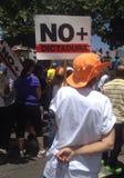 Венесуэльский протест против Nicolas Maduro& x27; правительство s стоковая фотография rf