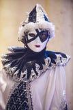 Венецианская маска Стоковое Изображение